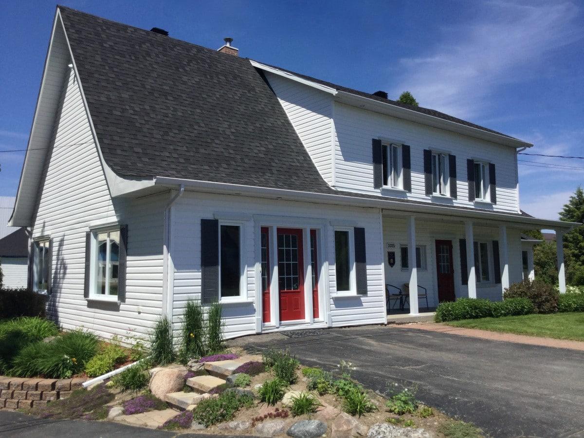 Charmante maison de campagne à louer au Lac-Saint-Jean